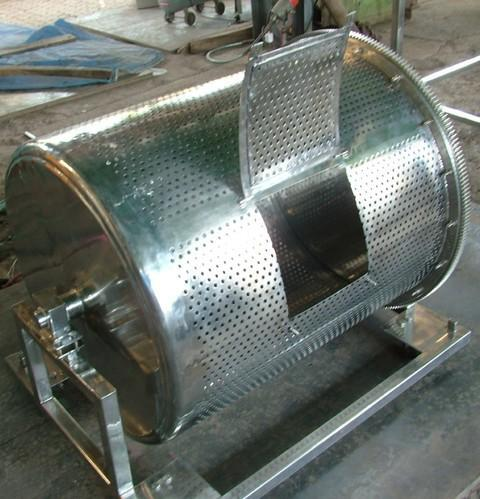 bung-processor-drum-for-bung-wasing-sterilizing Steam Sterilizer manufacturer